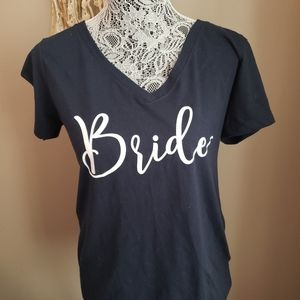 Tops - FINAL PRICE💥BRIDE tshirt